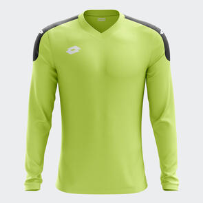 Lotto Junior Shield GK Shirt – Fluro-Green