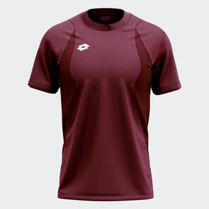 Lotto Junior Universal Shirt – Maroon
