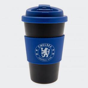 Chelsea Silicone Grip Travel Mug