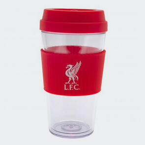 Liverpool Clear Grip Travel Mug LB