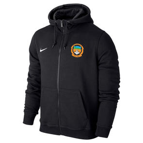 Nike Ngongotaha AFC Team Club Full-Zip Hoodie – Black