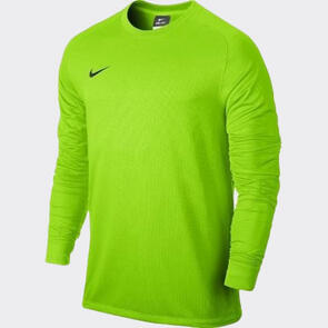 Nike Junior Park Goalie II Jersey – Action-Green