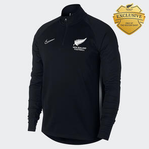 Nike 2020 New Zealand Training Drill Top