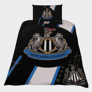 Newcastle United Single Duvet Set