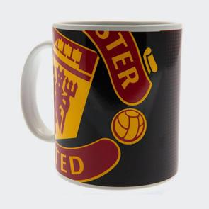 Manchester United Mug HT