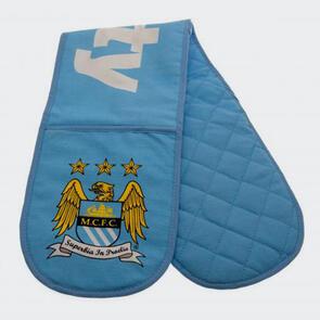 Manchester City Oven Gloves