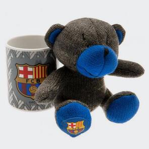 Barcelona Mug & Bear Set