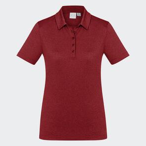 TSS Women's Aero Polo – Red
