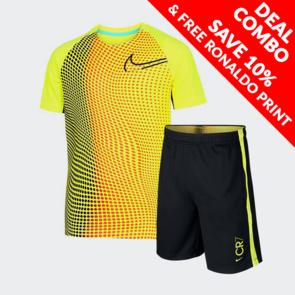 Nike Junior Dri-FIT CR7 Shirt & Short Set – Dream Speed 2