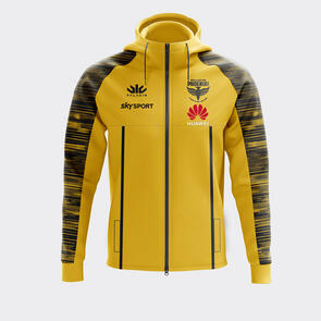 Paladin 2019-20 Wellington Phoenix Supporters Hoodie – Yellow