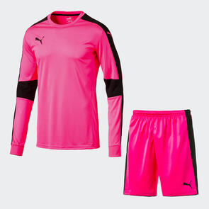 Puma Tournament GK Shirt & Short Set – Fluro-Pink