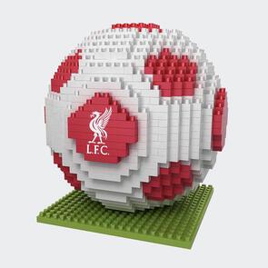 Liverpool BRXLZ 3D Soccer Ball Construction Kit