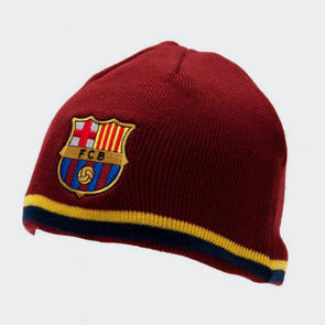 Barcelona Knitted Hat – Red