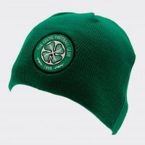 Celtic Knitted Hat – Green
