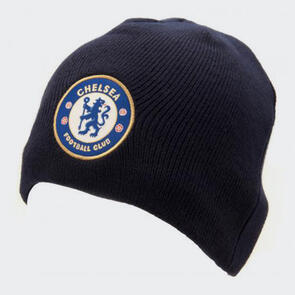 Chelsea Knitted Hat – Navy