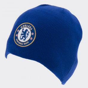 Chelsea Knitted Hat – Blue