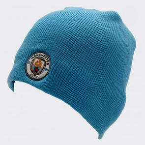 Manchester City Knitted Hat – Blue
