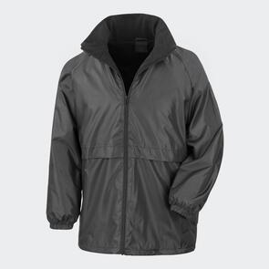 TSS Junior Dry-Warm & Lite Jacket – Black