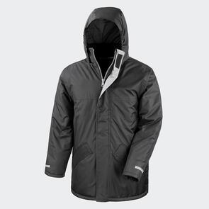 TSS Core Winter Parker Jacket – Black