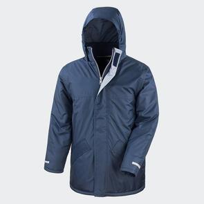 TSS Core Winter Parker Jacket – Navy