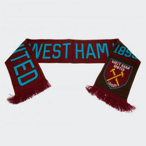 West Ham United Scarf