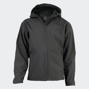 TSS Junior Performance Softshell Jacket – Black
