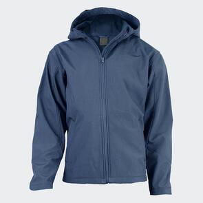 TSS Junior Performance Softshell Jacket – Navy