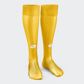 Lotto Performance Sock – Yellow