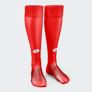Lotto Performance Sock – Red