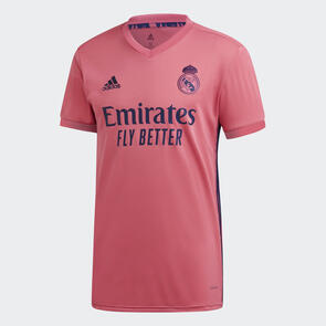 adidas 2020-21 Real Madrid Away Shirt