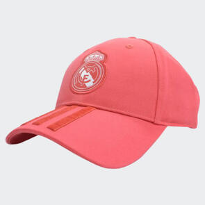 adidas Real Madrid Cap - Vivid Red