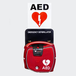 USL Defibrillator & Wall Mount Pack