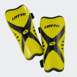 Lotto Marvel 700 Shin Guards – Yellow/Black