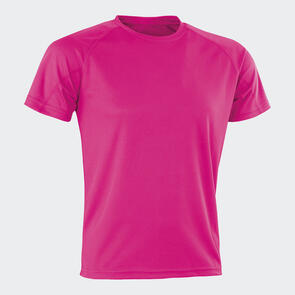 TSS Impact Aircool Tee – Flo-Pink