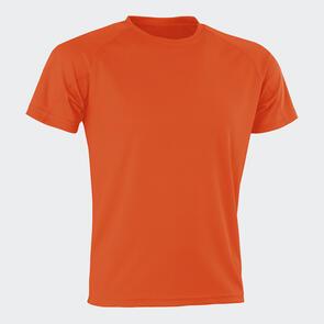TSS Impact Aircool Tee – Orange