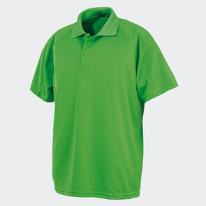 TSS Impact Aircool Polo – Emerald-Green