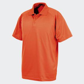 TSS Impact Aircool Polo – Orange