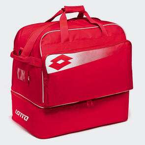 Lotto Omega II Bag – Red/White