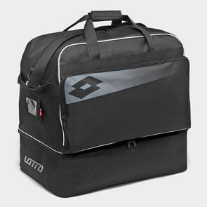 Lotto Omega II Bag – Black/Grey