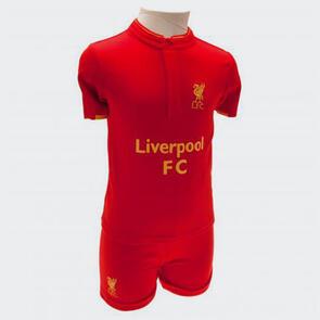 Liverpool Infant Shirt & Short Set GD – 2-3yrs
