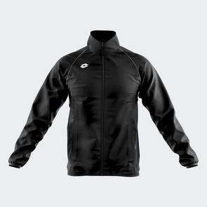 Lotto Junior Delta Shell Jacket – Black