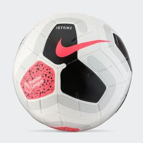 Nike Premier League Strike 19-20 – White/Black/Pink