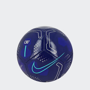 Nike CR7 Skills Ball – Navy/Silver