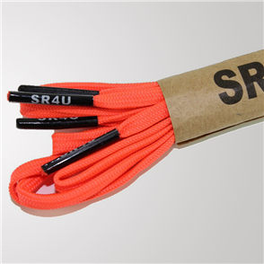 TSS Laces – Orange-Punch