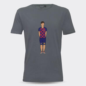 TSS 2019 Barcelona Messi Graphic Support Tee
