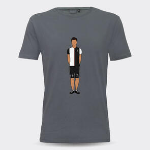 TSS 2019 Juventus Ronaldo Graphic Support Tee