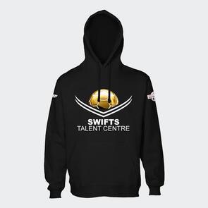 TSS Junior Swifts Talent Centre Pullover Hoodie – Black