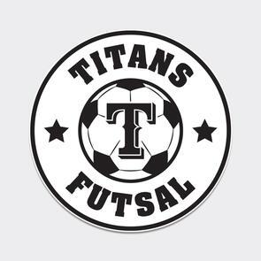 TSS Titans Futsal Supporter Sticker