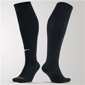 Nike Academy OTC Sock – Black/White