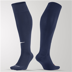 Nike Academy OTC Sock – Midnight-Navy/White